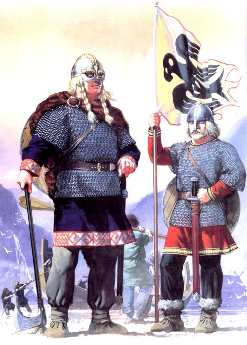 Викинги (Норвегия, X в. н.э.)