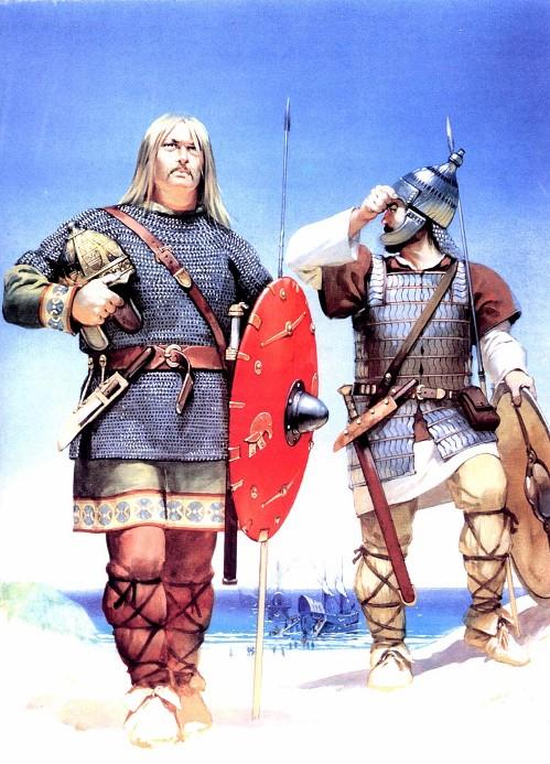 Вандал и алан (Северная Африка, V в. н.э.)