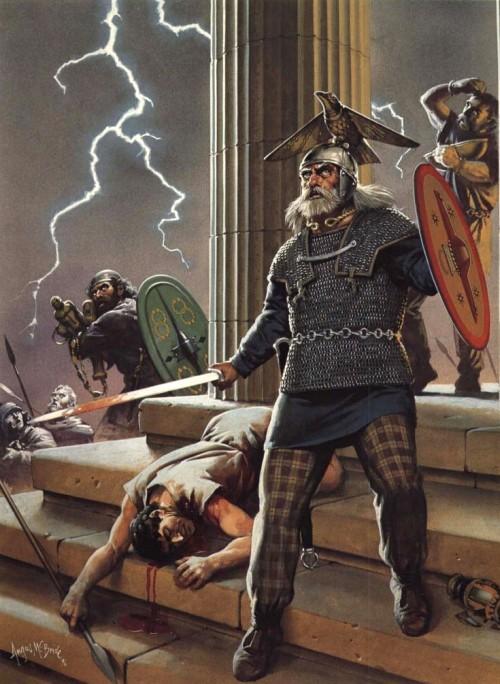 Разграбление Дельф Бренном (первая половина III в. до н.э.)