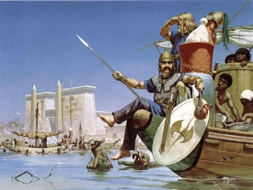 Кельтские наемники в Египте (первая половина III в. до н.э.)