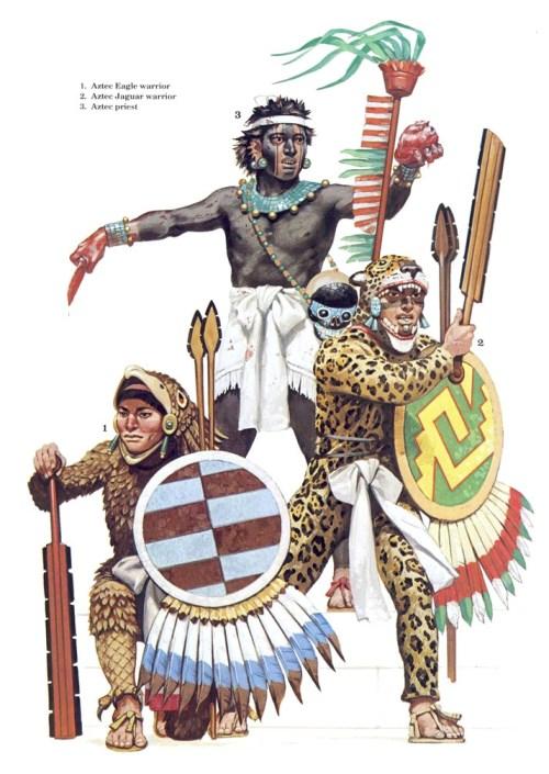 1 - инкский полководец; 2 - Империя Инков: полководец чинчайсуйю; 3 - инкский воин.
