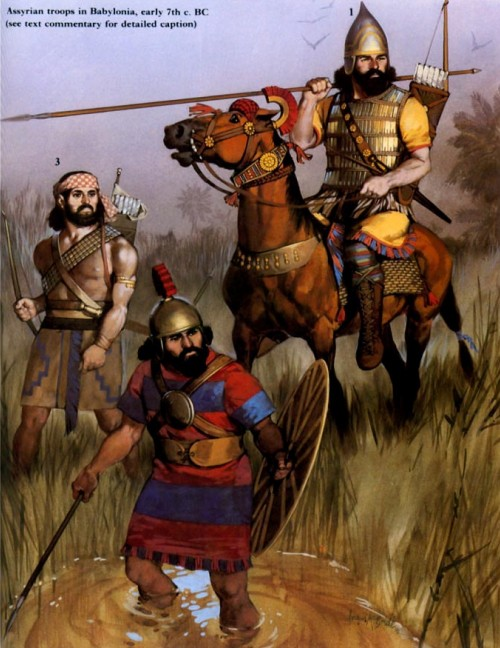 Сеннакхериб у Лачиша (701 г. до н.э.)