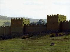 Крепость хеттов